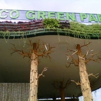 Photo taken at Eco Green Park by Nurul K. on 12/27/2012