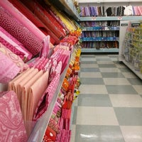 Photo taken at JOANN Fabrics and Crafts by Jose D. on 2/27/2013