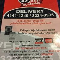 Photo taken at Big Mengão Lanches by Arlinda M. on 12/27/2014