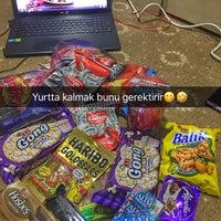 Photo taken at İdeal Kız Öğrenci Yurdu by Ayşe T. on 10/2/2017