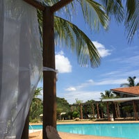 Photo taken at Mar Doce Hotel Fazenda by Stéfane D. on 11/18/2016