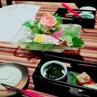 Photo taken at 旬魚菜 磯一 山田店 by Yuuki K. on 11/4/2015