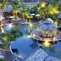Photo taken at Sibsan Resort & Spa Maetaeng by naichampkrab c. on 2/9/2013