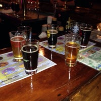 Photo taken at Stoudts Brewing Company by Alex W. on 11/29/2014