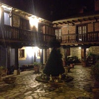 Photo taken at Posada Gema by Luis L. on 2/21/2014