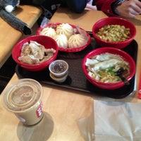 Photo taken at Wow Bao by Elias P. on 11/26/2012