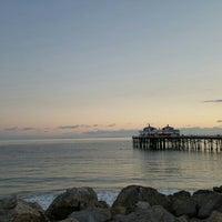 Photo taken at Malibu Pier Club by Jennevie D. on 11/27/2015