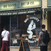 Photo taken at Big Booty Bread Co. by Fatima W. on 8/14/2013
