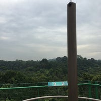 Photo taken at Jelutong Tower by Leslie C. on 6/5/2016