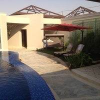 Photo taken at Goot Resort by Musaad A. on 9/21/2013