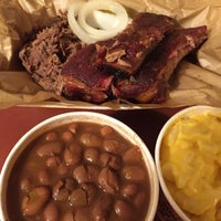 Photo taken at Dickey's Barbecue Pit by Patrick M. on 2/25/2016