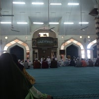 Photo taken at Masjid Nurul Iman Serendah by Noralwani S. on 6/26/2016