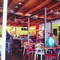 Photo taken at Cartel Coffee Lab by Heather F. on 5/27/2013