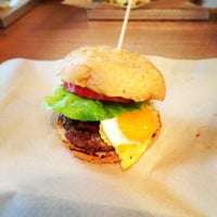 Photo taken at Pax Homemade Burgers by An81m0s on 11/23/2013