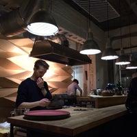 Снимок сделан в HUB cafe: Food&Note пользователем Антон С. 4/11/2015