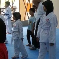 Photo taken at My Aikido Dojo Bangi by فيزال ا. on 4/20/2013