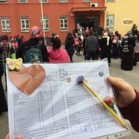 Photo taken at Akşemsettin İlköğretim Okulu by Enver D. on 1/20/2017