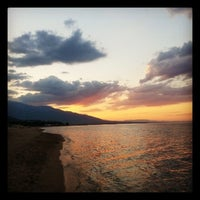 Photo taken at Ανατολικός Όλυμπος by Giannis V. on 6/6/2014