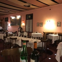 Photo taken at Osteria Grand hotel by T S. on 3/24/2018