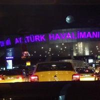 11/8/2016 tarihinde Suzan D.ziyaretçi tarafından İstanbul Atatürk Havalimanı (IST)'de çekilen fotoğraf