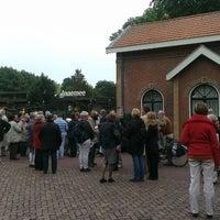 "Photo taken at Begraafplaats ""Oud Eik En Duinen"" by Hante V. on 5/29/2014"