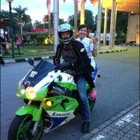 Photo taken at Exit 608 Persimpangan KLIA by ailing y. on 3/17/2013