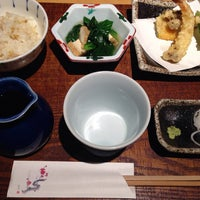 Photo taken at そば 柿ざわ by nakako Y. on 2/11/2014