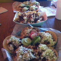 Photo taken at Taqueria Y Cenaduria Culiacan by Nick T. on 3/13/2013