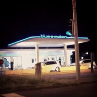 Photo taken at VW Tankstelle by Tom H. on 6/22/2013