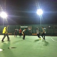 Photo taken at Kompleks Futsal 1Malaysia by Akmal H. on 6/17/2017