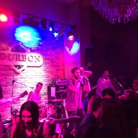 Photo taken at Bourbon Bar by Nikos D. on 1/21/2016