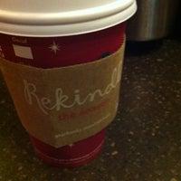 Photo taken at Starbucks by Dave B. on 11/14/2012