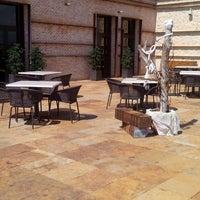 """Photo taken at Parador de Turismo """"Castillo de Lorca"""" by JoseJFL on 9/5/2013"""