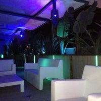 Photo taken at L'azotea lounge garden by JoseJFL on 8/24/2013