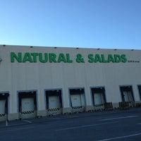 Photo taken at Natural & Salads by JoseJFL on 2/11/2013