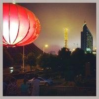 Photo taken at 株洲电视塔 | Zhuzhou TV Tower by Neal on 8/18/2014