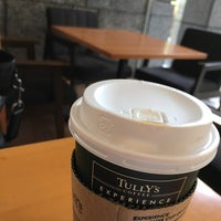 5/14/2017にHiroyuki I.がタリーズコーヒー 堂島新藤田ビル店で撮った写真