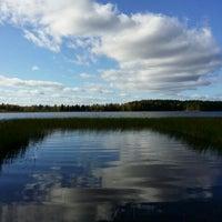 Photo taken at Tarsianjärvi by Alex A. on 9/30/2015