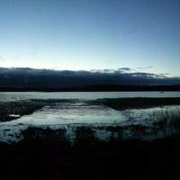 Photo taken at Tarsianjärvi by Alex A. on 11/20/2013
