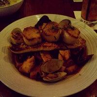 11/25/2012 tarihinde Alex R.ziyaretçi tarafından Rick Moonen RM Seafood'de çekilen fotoğraf