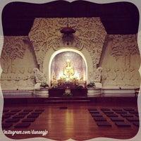 Photo taken at Vihara Buddha Sakyamuni by Danang J. on 5/29/2014