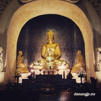 Photo taken at Vihara Buddha Sakyamuni by Danang J. on 1/1/2015