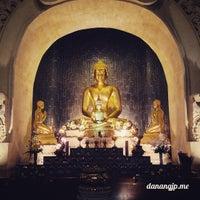 Photo taken at Vihara Buddha Sakyamuni by Danang J. on 1/1/2015