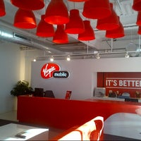 Photo taken at Virgin Mobile Canada by Will R. on 1/24/2013