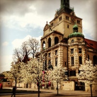 Photo taken at Bayerisches Nationalmuseum by Judith G. on 4/23/2013