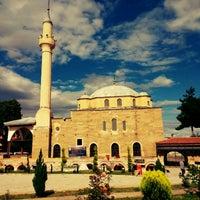 Photo taken at Medrese Parkı by Ahmet Tahsin Y. on 7/3/2016