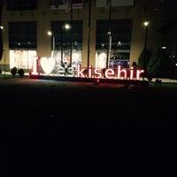Photo taken at Eskisehir by Ramazan Ş. on 12/27/2014