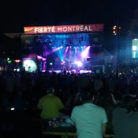 Photo taken at Fierté Montréal | Pride Montreal by Carlo on 8/16/2015