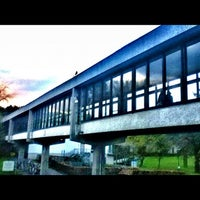 Photo taken at University of Stirling by Gee K. on 4/25/2012
