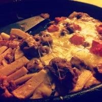 Photo taken at Joey's Pizza by Mahalaxmi N. on 11/21/2012